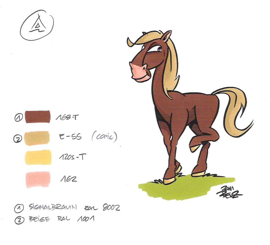 sir horsli farb-A