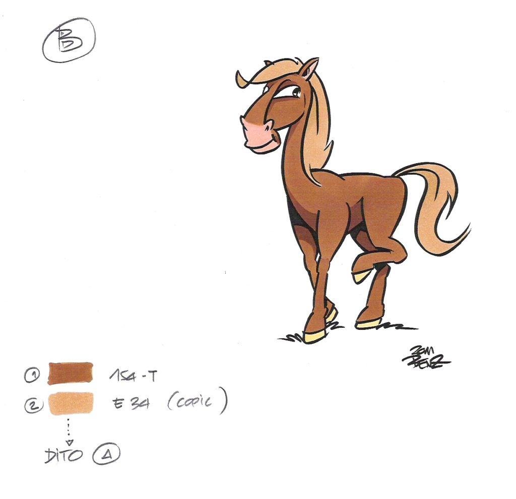 sir horsli farb-B